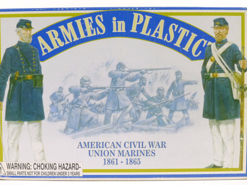 Armies In Plastic 5459 American Civil War Union Marines