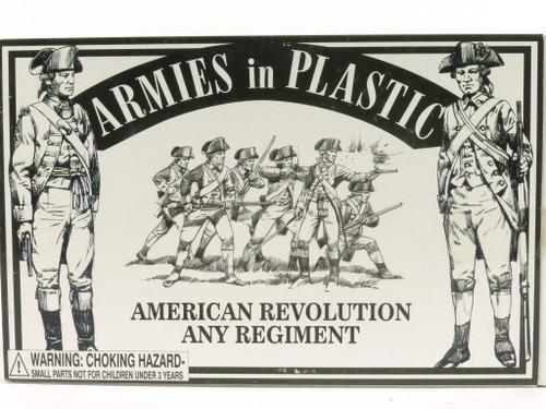 Armies in Plastic 5465 American Revolution Any Regiment