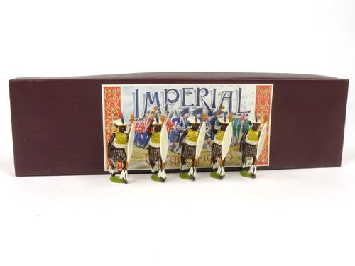Imperial Productions Set 31 uMbonambi Zulu Regiment 1879