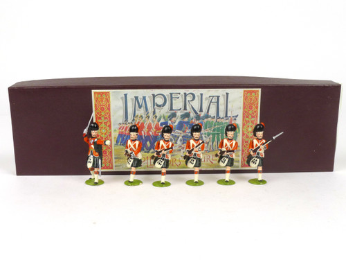 Imperial Productions Set 13a Black Watch Charging 1895
