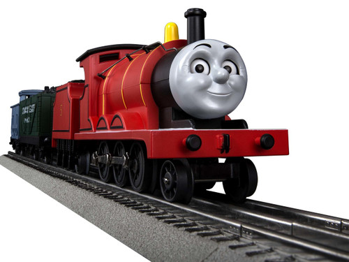 Lionel 1823020 Thomas & Friends James Lionchief Set with Bluetooth