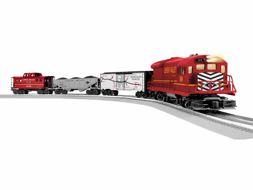 Lionel Trains 1923090 Lehigh Valley U36B Freight Lionchief with Bluetooth