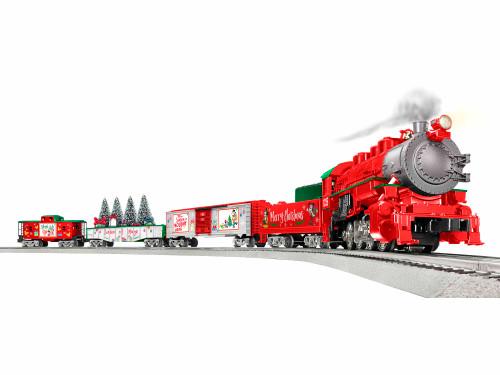 Lionel Trains 1923140 Disney Christmas LionChief Train Set O Gauge