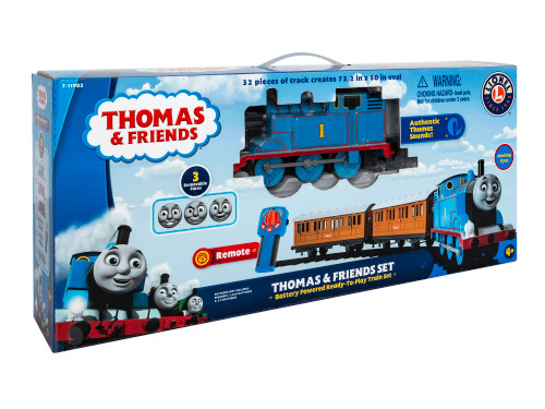 Lionel Trains 711903 Thomas & Friends Ready To Run Play Set