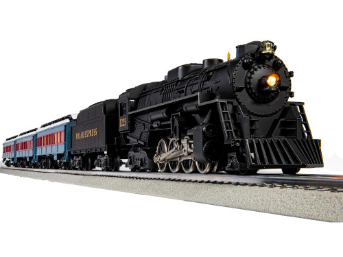 Lionel trains 6-84328 The Polar Express Passenger Set with Bluetooth