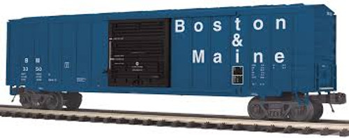 MTH Trains 20-93862 O Scale B&M 50' Boxcar #3350