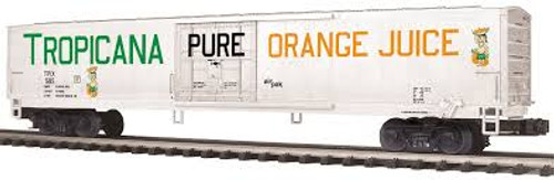 MTH Trains 20-94432 O Scale Tropicana 60' Reefer #505