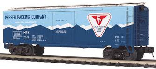 MTH Trains 20-94283 O Scale Pepper Packing Reefer #2322