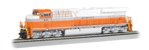 Bachmann Trains 65406 HO Scale ES44AC Diesel NS Heritage Interstate #8105 DCC Sound