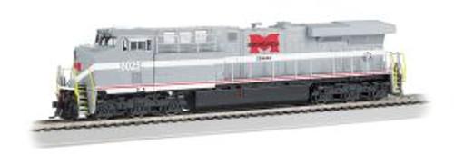 Bachmann Trains 65407 HO Scale ES44AC Diesel NS Heritage Monogahela #8025 DCC Sound