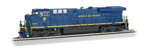 Bachmann Trains 65408 HO Scale ES44AC Diesel NS Heritage N&W #8103 DCC Sound