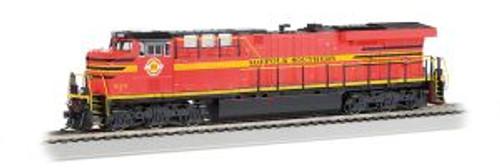 Bachmann Trains 65410 HO Scale ES44AC Diesel NS Heritage NS #8114 DCC Sound