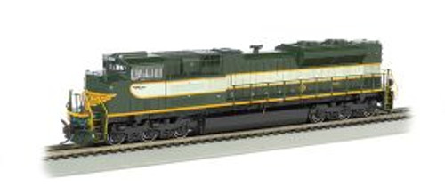 Bachmann Trains 66002 HO Scale SD70ACe Diesel NS Heritage Erie #1068 DCC Sound