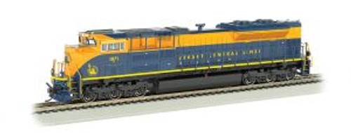 Bachmann Trains 66003 HO Scale SD70ACe Diesel NS Heritage CNJ #1071 DCC Sound