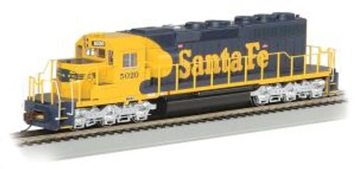 Bachmann Trains 60913 HO Scale SD40-2 Diesel SF #5020 DCC
