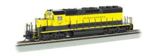 Bachmann Trains 60914 HO Scale SD40-2 Diesel Susquehanna #3018 DCC