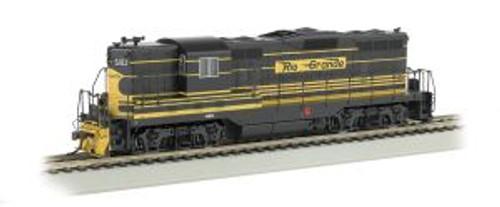 Bachmann Trains 62412 HO Scale GP7 Diesel D&RGW #5102 DCC