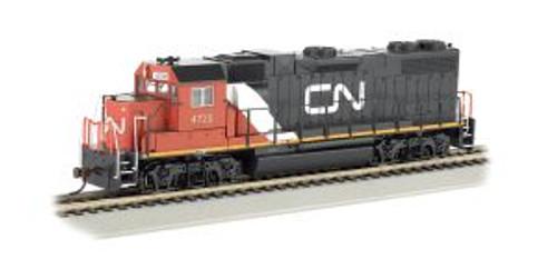 Bachmann Trains 61717 HO Scale GP38-2 Diesel CN #4720