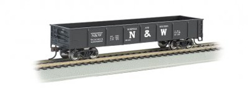 Bachmann Trains 17207 HO Scale 40' Gondola N&W #70063