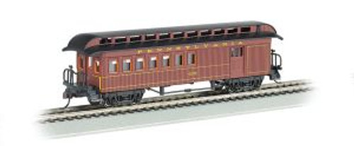 Bachmann Trains 15202 HO Scale Old-Time Combine PRR