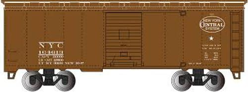 Bachmann Trains 15009 HO Scale 40' Steam Era Boxcar NYC
