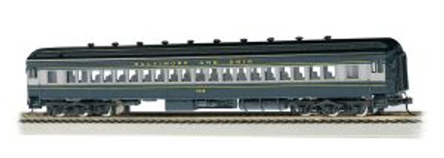 Bachmann Trains 13702 HO Scale 72' Hvywt.Coach B&O #5482