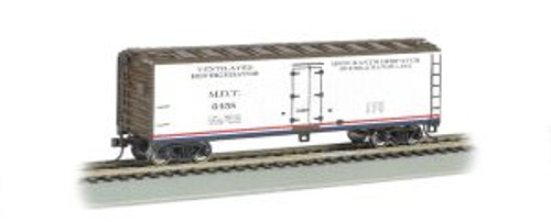 Bachmann Trains 19801 HO Scale 40' Woodside Reefer Merchant's Despatch