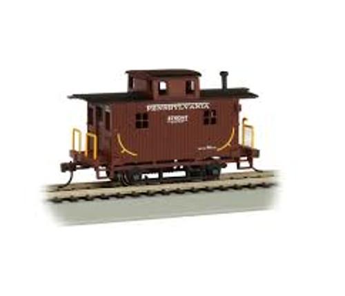 Bachmann Trains 18402 HO Scale Bobber Caboose PRR #476087