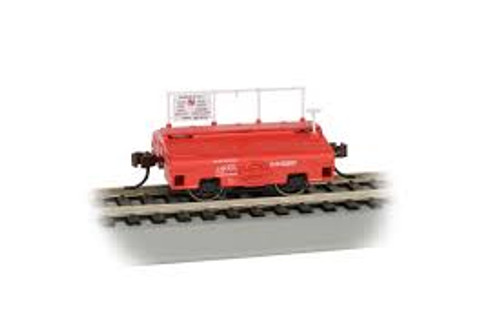 Bachmann Trains 74403 HO Scale Test Weight Car CN/red