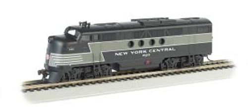 Bachmann Trains 68902 HO Scale EZ APP FTA Diesel NYC #1600 Lightning Stripe