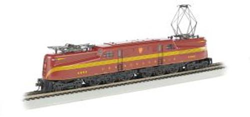 Bachmann Trains 65206 HO Scale GG-1 PRR #4890/Tuscan 5-stripe DCC Ready