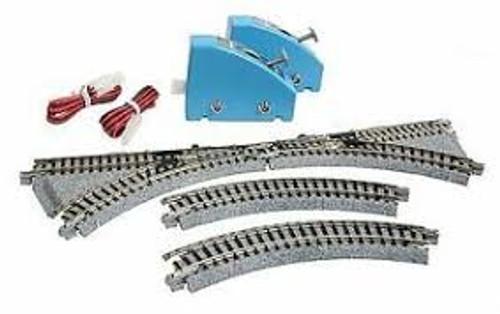 Kato Trains 20891 N Scale CV-2 UNITRACK Compact Multi-Purpose Turnout Set