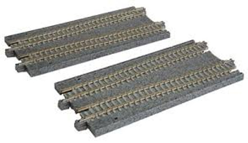Kato Trains 40021 N Scale UNITRAM 124mm Street Track Unitrack Conversion 2 piece
