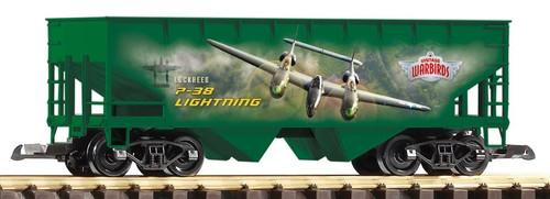Piko 38910 Vintage Warbirds P-38 Hopper G Scale
