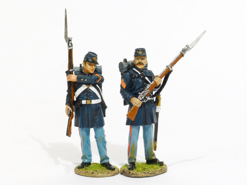 John Jenkins Designs American Civil War United States Marines Sergeant and Corporal ACWM-02