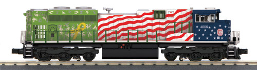 MTH 30-20682-1 Kansas City Southern Veteran's SD70ACe Imperial Diesel Engine