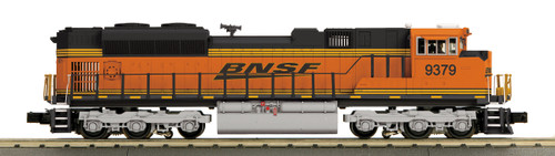 MTH Trains 30-20679-1 O Scale BNSF SD70ACe Imperial Diesel Engine ProtoSound 3