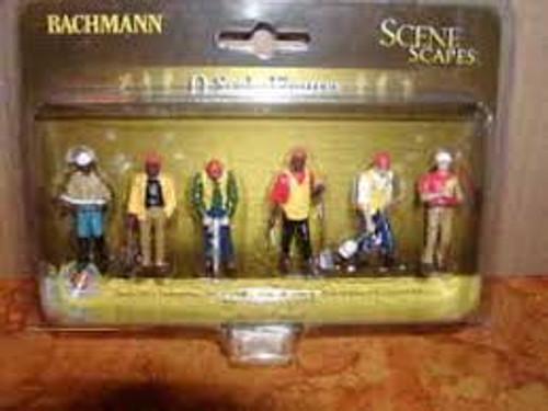 Bachmann Trains 33166 O Scale Civil Engineers 6 piece