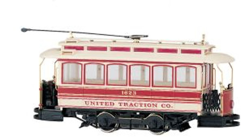 Bachmann Trains 25128 On30 Scale Streetcar United Traction