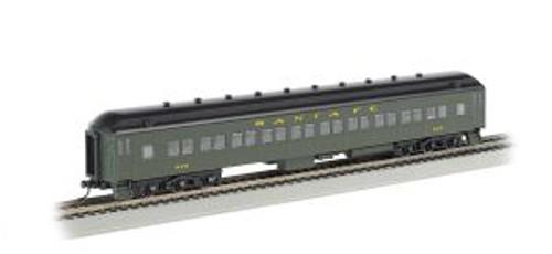Bachmann Trains 13703 HO Scale 72' Hvywt.Coach SF #829