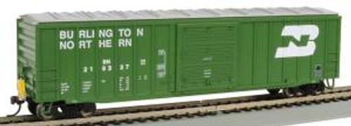 Bachmann Trains 14902 HO Scale 50' Boxcar w/ETD BN