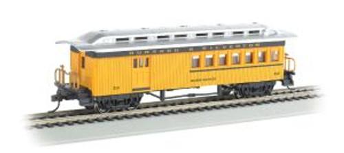 Bachmann Trains 13504 HO Scale 1880's Combine Durango&Silverton #213 Home Ranch