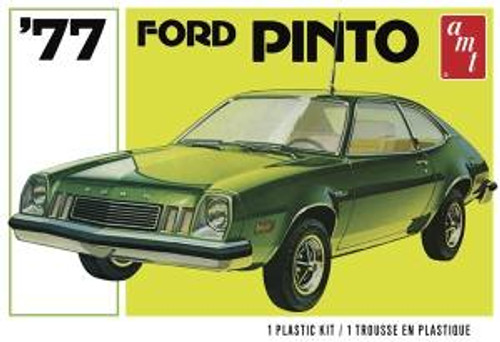 AMT Model Kits 1129 1/25 1977 Ford Pinto 2T Skill 2