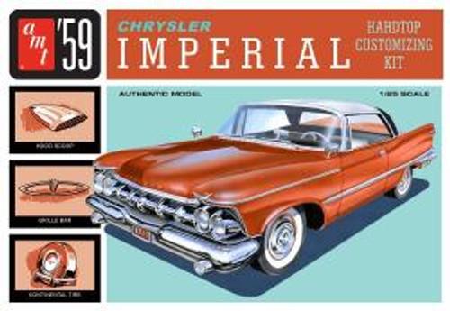 AMT Model Kits 1136 1/25 1959 Chrysler Imperial Skill 2