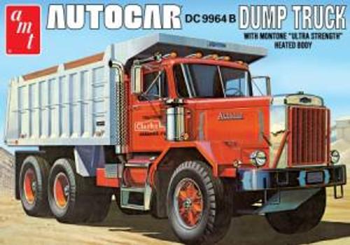 AMT Model Kits 1150 1/25 Autocar Dump Truck Skill 3