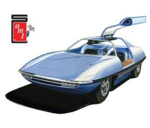 AMT Model Kits 900 1/25 Piranha Spy Car