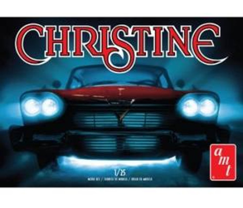 AMT Model Kits 801 1/25 Christine 1958 Plymouth Belvedere