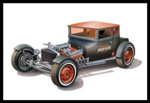 AMT Model Kits 1167 1/25 1925 Ford T Chopped Skill 2
