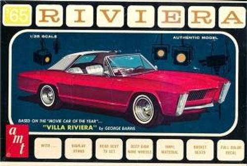 AMT Model Kits 1121 1/25 1965 Buick Riviera (George Barris) Skill 2