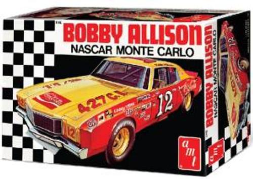 AMT Model Kits 1064 1/25 Bobby Allison 1972 Chevy Monte Carlo Stock Car